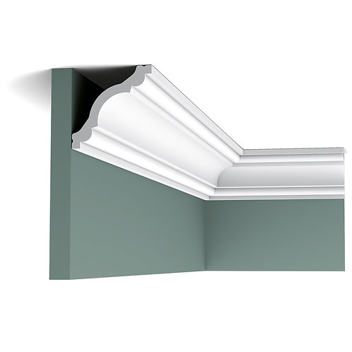 cx123 ,cornisa de 8 cm inaltime stil clasic, cornisa cx123 orac decor cluj,decor tavan clasic,profile tavan stil clasic cluj