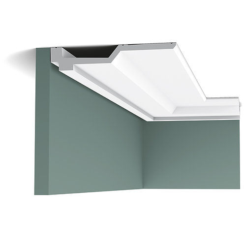 Cornisa C354,cornisa stil modern cluj,cornisa plata tavan, decor tavan stil modern cluj,cornisa 4 cm H cluj