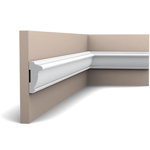 profil perete de 6 cm, profil chenar duropolimer, decor perete cluj, profil px113, profile orac decor cluj