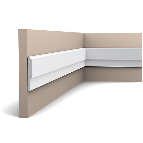 P9900,profil perete stil modern 8cm H Cluj,bagheta perete stil modern,decor perete stil modern cluj, profile accent decor