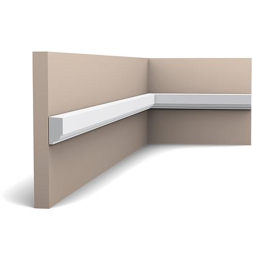 profil perete poliuretan 2.5 cm inaltime,decoratiuni cluj, profile orac decor cluj,bagheta perete ,profil chenar cluj,