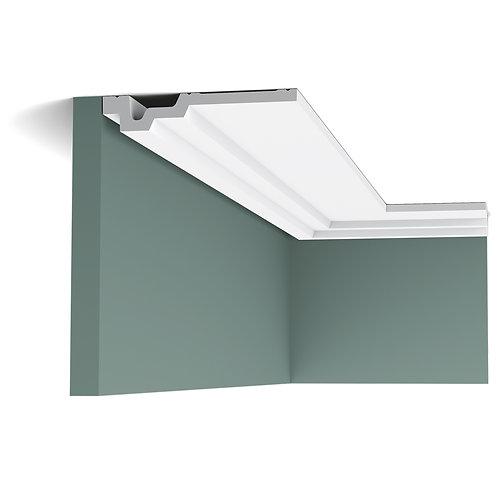 Cornisa c353,cornisa moderna cluj,profil tavan cu geometrie cluj,cornisa plata cluj ,cornisa 3 /16.5 cm H,cornisa