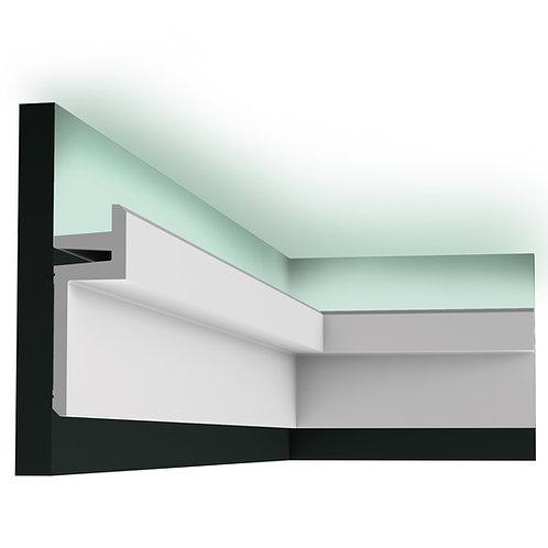 suport lumina indirecta,profil lumina indirecta,scafa c382 orac decor,scafa stil modern cluj 14cm H,scafa orac decor cluj,