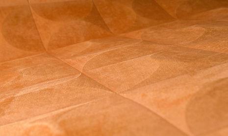 Tapet Spectra cluj, tapet portocaliu cu geometrie cluj, tapet 3d, tapet cu patrate in relief,tapet model cuburi,design de lux, design cu tapet,magazin tapet cluj.jpg
