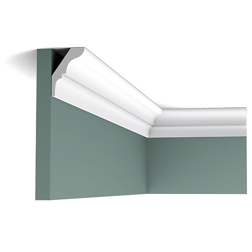 Cx112-cornisa 5.5 cm H tavan duropolimer,cornisa decorativa cluj,profil tavan orac decor cluj,decor tavan cluj