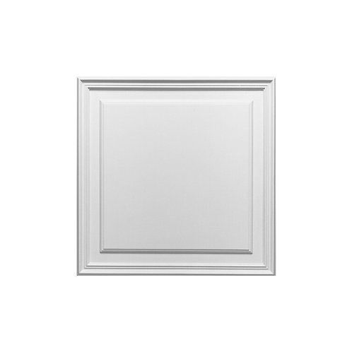 d503-placa decorativa duropolimer 55/55cm, caseta pereti cluj,decorare tavane cluj, profile decorative orac decor cluj