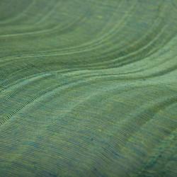 tapet textil verde