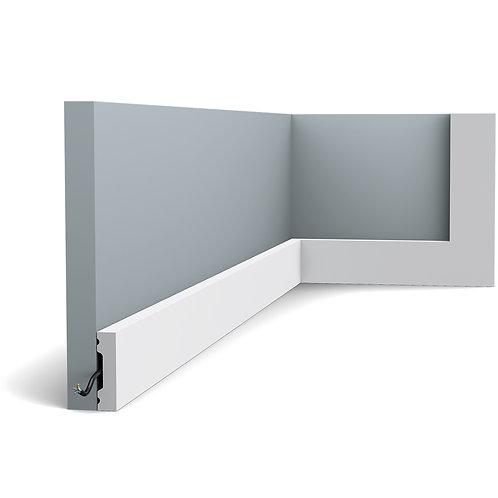 plinta duropolimer 4 cm inaltime cluj,plinta stil modern cluj,plinta dreptunghiulara 4 cm cluj, plinte orac decor cluj