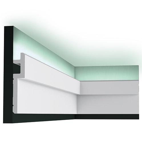 lumina indirecta cluj, suport leduri lumina indirecta cluj,scafa c395 lumina indirecta,scafa 15.5 cm H Cluj