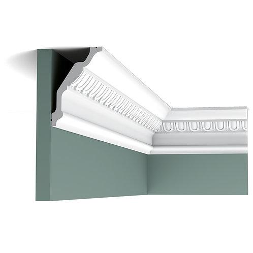 cornisa c302 accent decor, cornisa c302 orac decor cluj,cornisa 13 cm inaltime,cornisa cu model cluj,decor tavan stil clasic