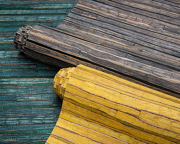 tapet galben cluj, tapet cu materiale naturale cluj , tapet Seraya cluj , tapet stil exotic cluj .jpg