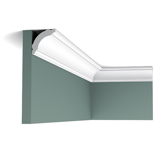 cornisa tavan polistiren 4 cm H, cornisa cb510 polistiren cluj,cornisa stil clasic polistiren cluj,decor tavan stil clasic