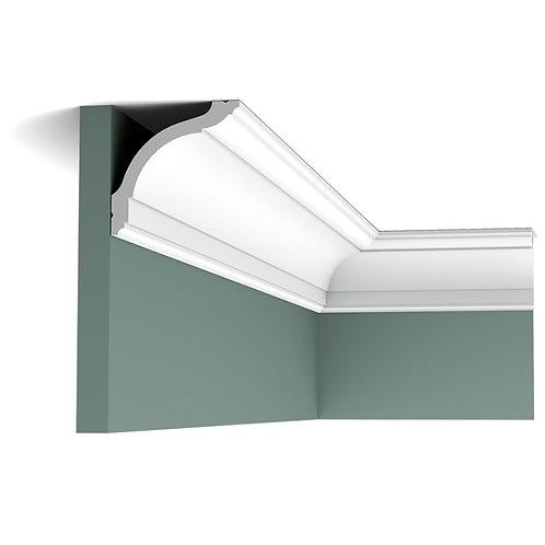 CX127-cornisa tavan 9.5 cm inaltime, cornisa cx127 orac decor cluj,cornisa stil clasic duropolimer ,decor tavan clasic