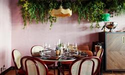 Tapet Spectra 3D Restaurant