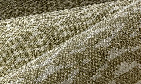 Tapet cu model textura de in ,alb cu verde olive,tapet travellers cluj,design interior cu tapet.jpg