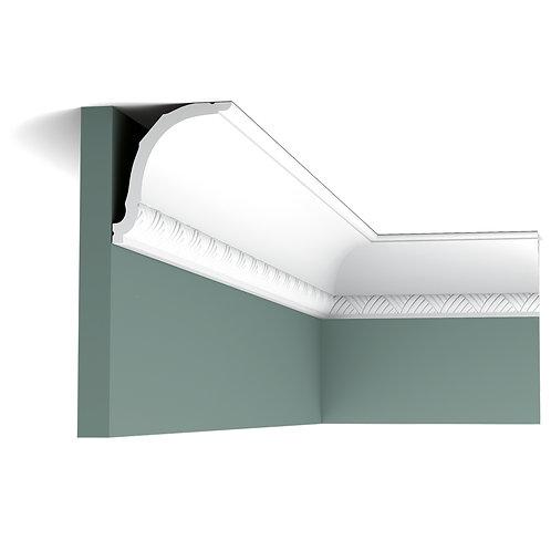 Cornisa tavan stil clasic cu mode, C402 cornisa orac decor cluj, profile decorative cluj, profile orac decor cluj,