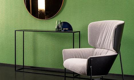 tapet verde cu auriu, tapet de lux, design de lux,tapet vanguard,magazin tapet cluj.jpg
