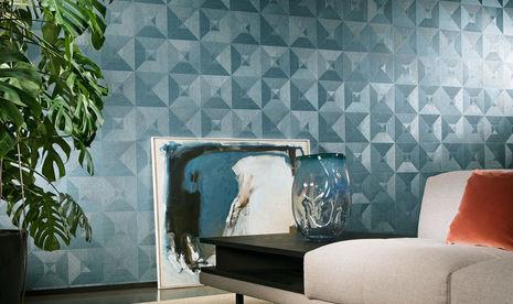 Tapet Focus cluj,tapet stil modern cluj, tapet cu efect 3d cluj,design modern tapet cluj,tapet alb crem ,tapet care se poate spala,tapet de lux, design tapet cluj,tapet cu geometrie ,magazin tapet cluj.