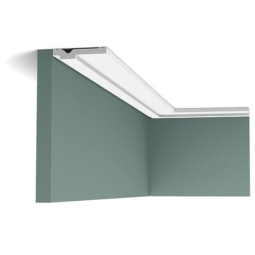 cx161-profil tavan geometric,decor tavan dreptunghiular,decor tavan modern , profile moderne cluj,profile orac decor modern
