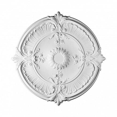 roeta decor tavan r73,rozeta tavan candelabre stil clasic cluj,rozeta decor clasic cluj,rozeta 70 diametru cluj,rozete orac
