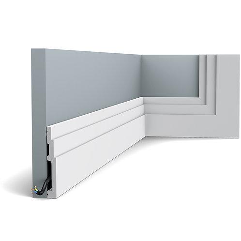 Plinta in stil modern in trepte ,plinta duropolimer in trepte,plinta orac decor cluj, plinta pentru parchet cluj, plinte albe