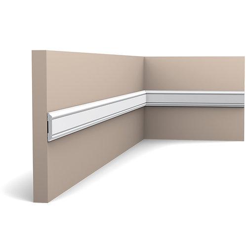 bagheta perete de 5 cm, profil decorativ de 5 cm H, profil ancadrament px144 cluj,profil chenar duropolimer accent decor cluj