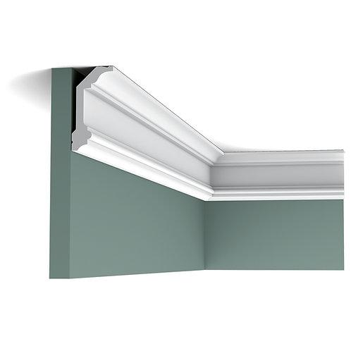 cornisa 10 cm H,cornisa orac decor c213,cornisa poliuretan stil clasic,decor tavan stil clasic