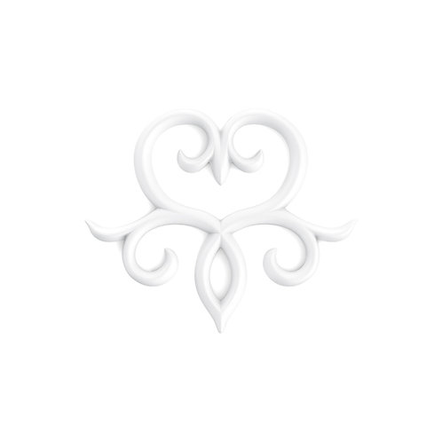 ornament 3d orac decor,decorare pereti 3d,decoratiuni interioare cluj,profile decorative orac decor cluj,decor abstract peret