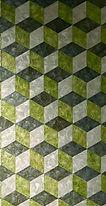 tapet geometric verde cu negru.jpeg