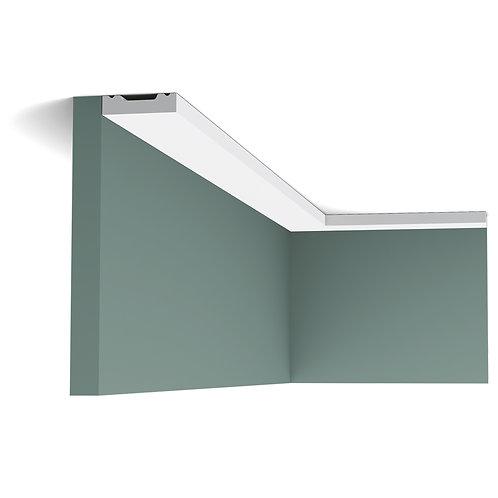 Profil tavan dreptunghiular,chenar tavan dreptunghiular,profil tavan de 1.3 cm,cornisa tavan stil modern ,profile orac décor