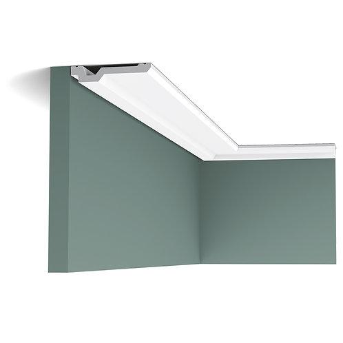 cornisa c356 cluj ,cornisa stil modern cluj,cornisa poliuretan 2 cm H cluj, cornisa decor tavan stil modern cluj