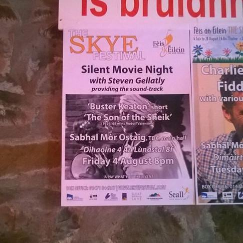 Skye Festival, 2017