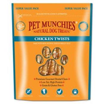 Product DetailsPet Munchies Chicken Twists Super Value Packs, 290g