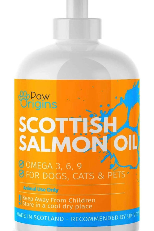 Paw origins Scottish salmon oil