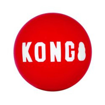 Kong signature ball 2pk