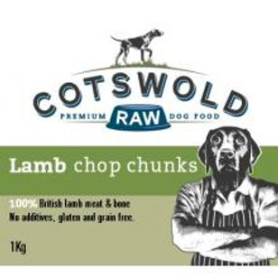 Cotswold Lamb Chop Chunks, 500g