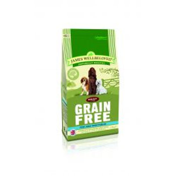 James Wellbeloved Dog Adult Grain Free Fish & Vegetables 1.5kg