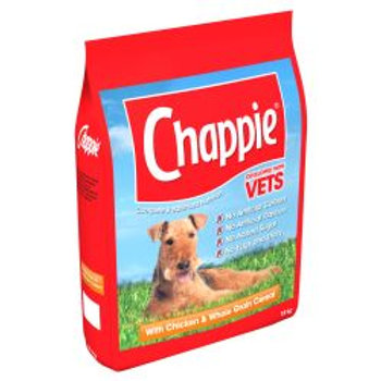 Chappie Complete Chicken, 15kg