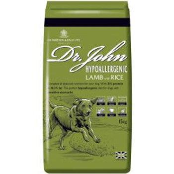 Dr john hypoallergenic lamb & rice