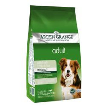 Arden Grange Dog Adult Lamb & Rice