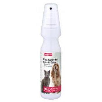 Beaphar Cat & Dog Flea Spray, 150ml