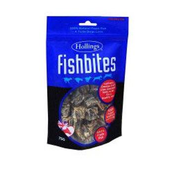 Hollings Fishbites 75g