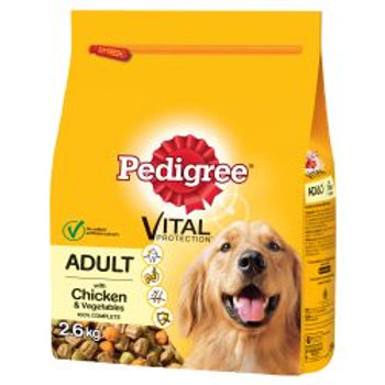 Pedigree Complete Adult 2.6kg