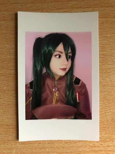 Signed Cheki - Senbonzakura Hatsune Miku