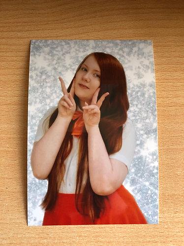April Silver Promo Print