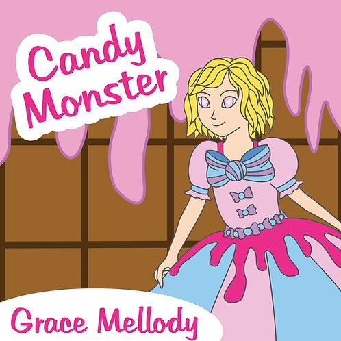 Candy Monster CD Pre-order
