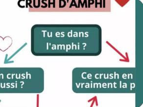 Séduire son crush d'amphi