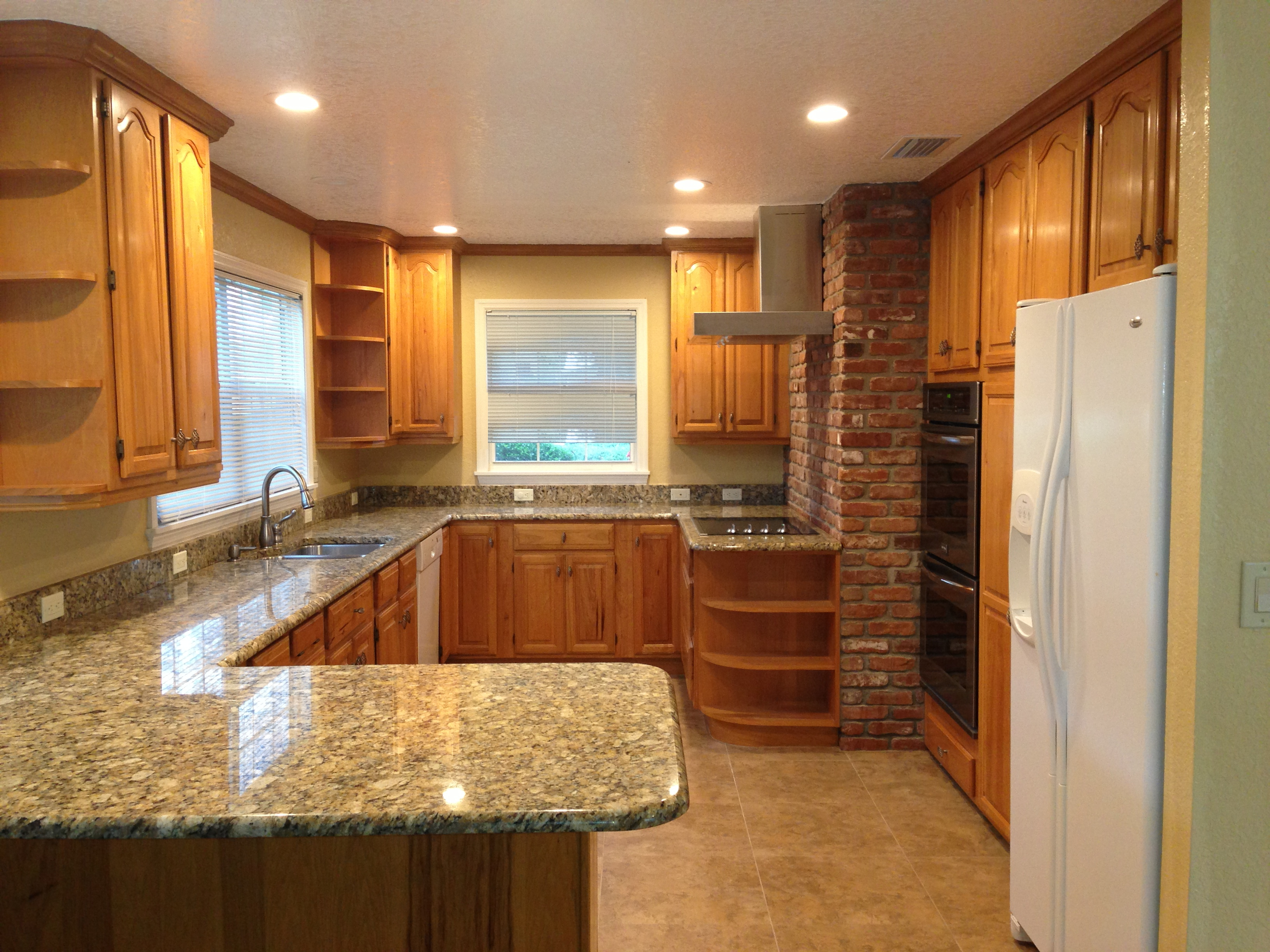 """Custom Kitchen Remodels"""