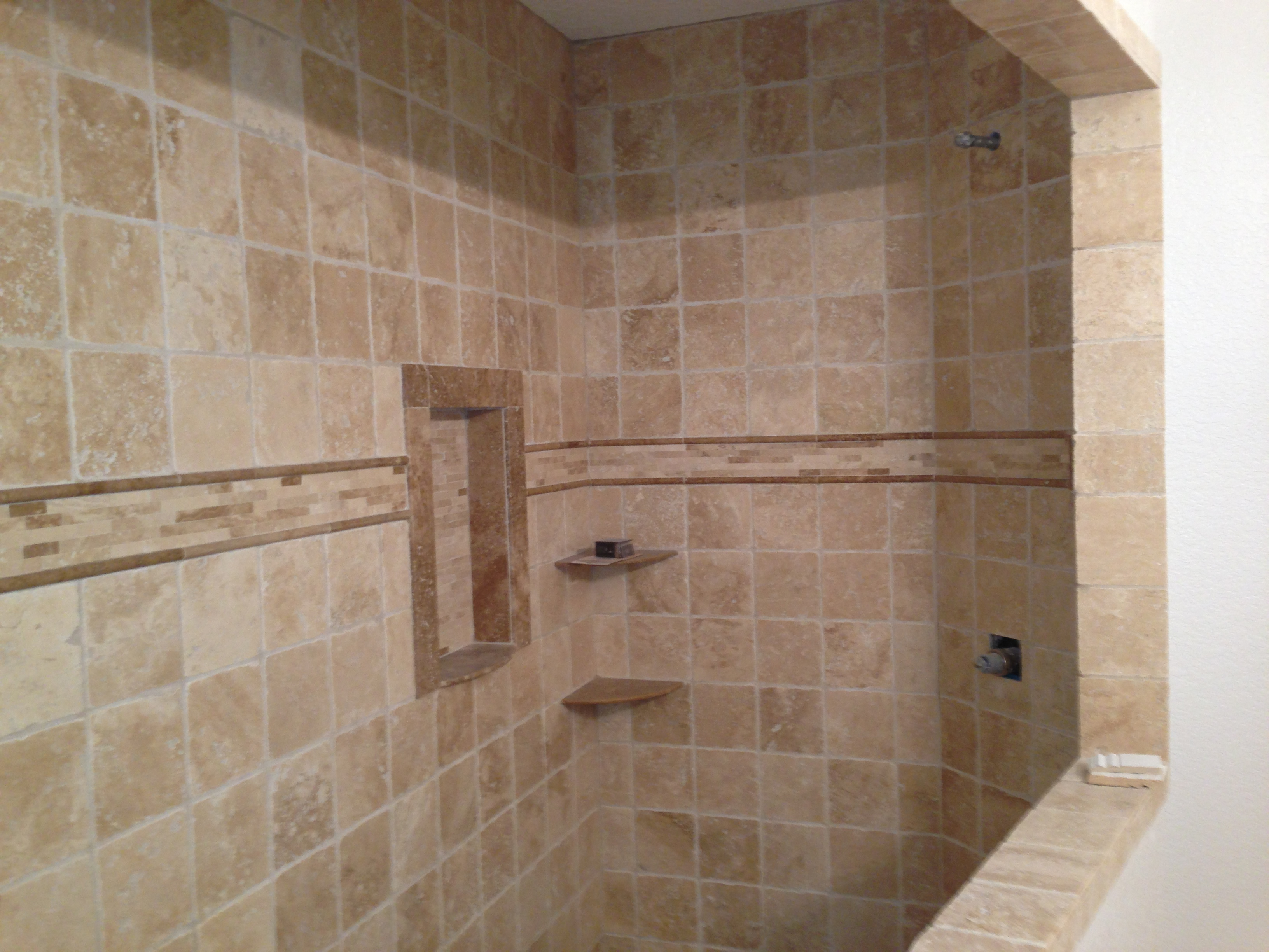 """Custom Shower Designs"""