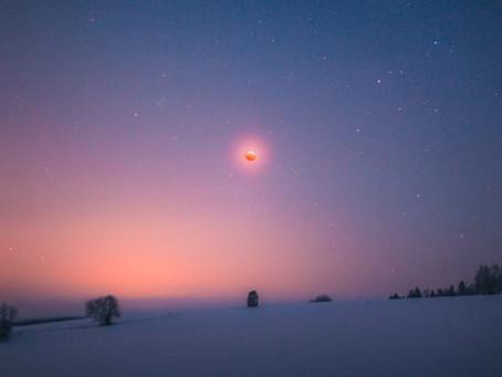 Διαλογισμός – Έκλειψη Σελήνης στους Διδύμους